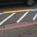 "Bad Design 101: Eastside Prep ""Parking"" Blocks"